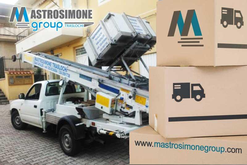 Mastrosimone Group: traslochi Caltanissetta